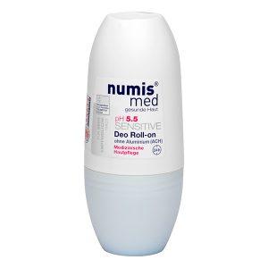 Дезодорант шариковый «СЕНСИТИВ рН 5,5», 50 мл купить Numis Med с доставкой Numis Med c заказать по России и регионам