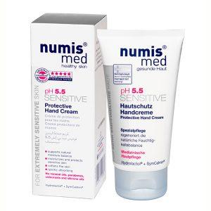 Защитный крем для рук «СЕНСИТИВ рН 5,5», 75 мл купить Numis Med с доставкой Numis Med c заказать по России и регионам