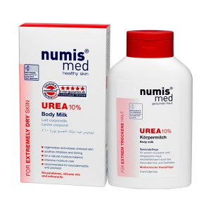 Купить Молочко для тела с 10 % мочевиной, 300 мл Numis Med с доставкой Numis Med c заказать по России и регионам