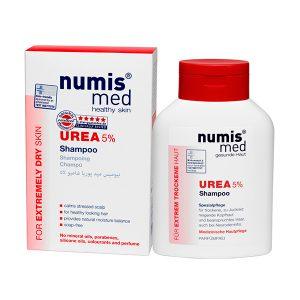 Шампунь с 5 % мочевиной, 200 мл купить Numis Med с доставкой Numis Med c заказать по России и регионам