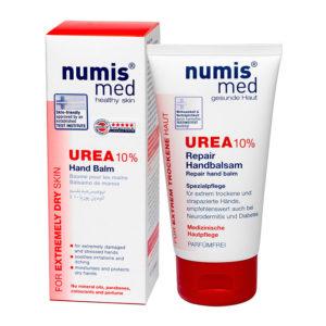 NumisMed - Бальзам для рук с 10% мочевиной, 75 мл