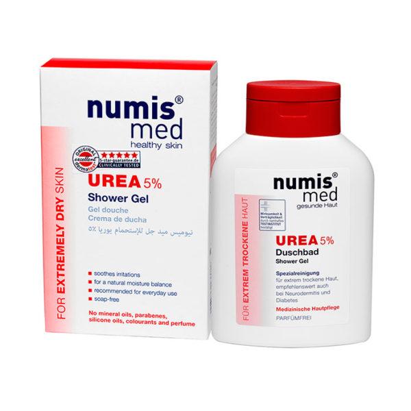 NumisMed - Гель для душа с 5% мочевиной, 200 мл