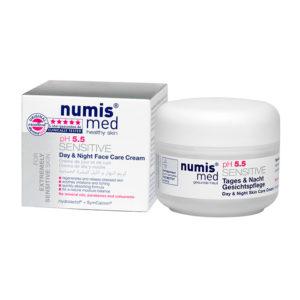 NumisMed - Крем для лица ДЕНЬ и НОЧЬ «СЕНСИТИВ рН 5,5», 50 мл
