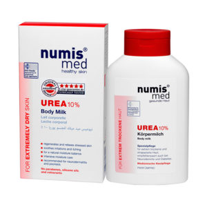 NumisMed - Молочко для тела с 10% мочевиной, 300 мл