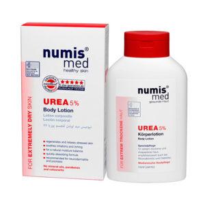 NumisMed - Сливки для тела с 5% мочевиной, 300 мл