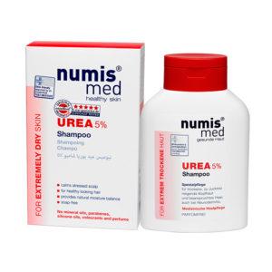 NumisMed - Шампунь с 5% мочевиной, 200 мл